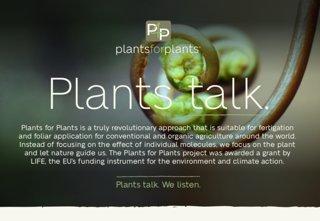 PlantsforPlants P4P